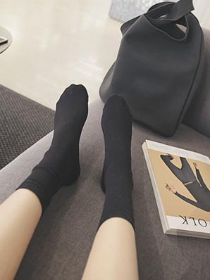 切末,袜子