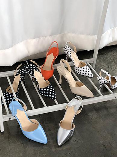 艾琳,染色鞋鞋山
