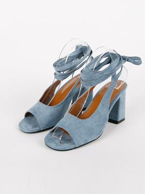 [出售]华伦天奴,开放式鞋跟(贴合鞋240)