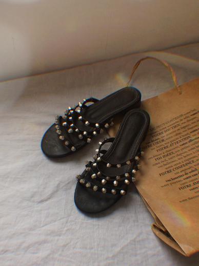 脚轮,鞋子