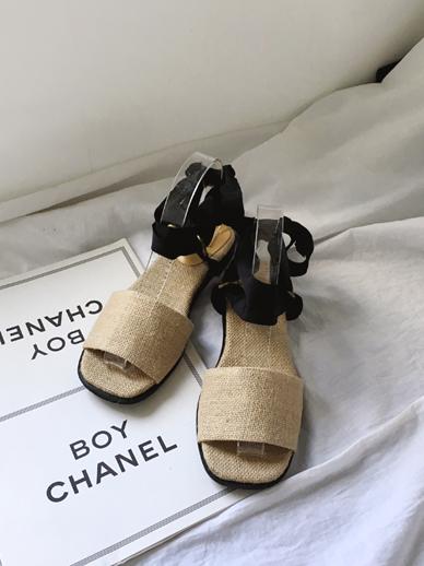 安娜,鞋鞋