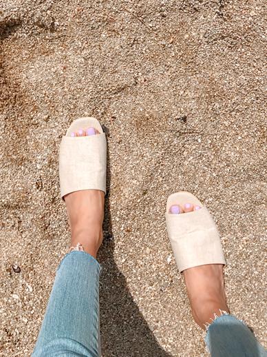 帕洛塔,鞋子