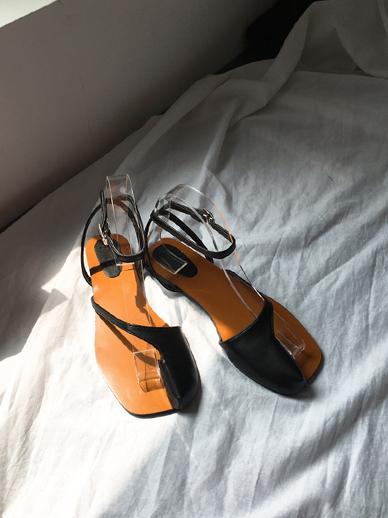 跨越,鞋鞋
