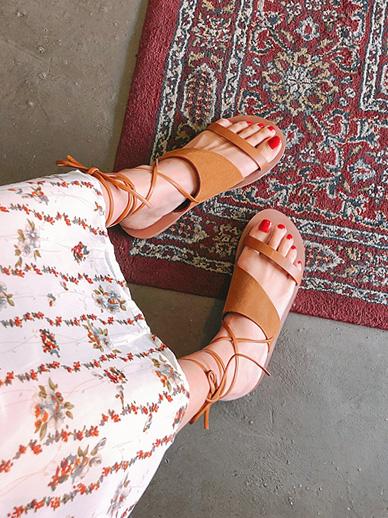 瓜丽花边,鞋鞋