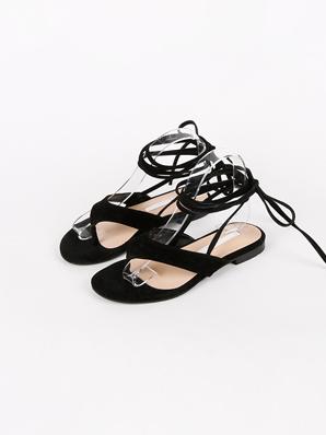 [出售] Sai peel /束带,凉鞋(贴合鞋235)