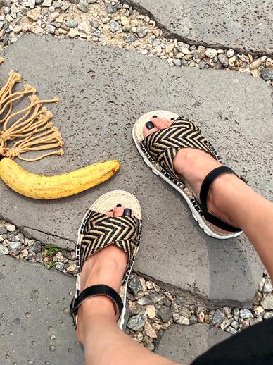 之字形,鞋鞋
