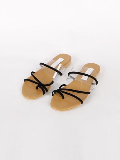 [出售]透明沙滩,拖鞋(合适的鞋子240)