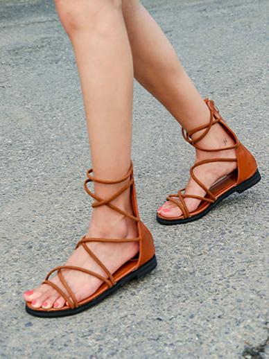 雅典娜,鞋子