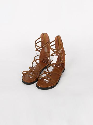 [出售]雅典娜凉鞋(适合鞋子240)