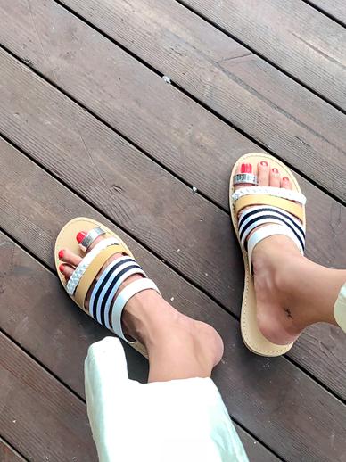 格里亚,鞋子