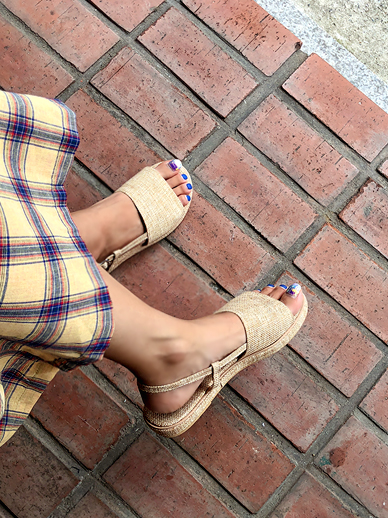 沙波,鞋鞋