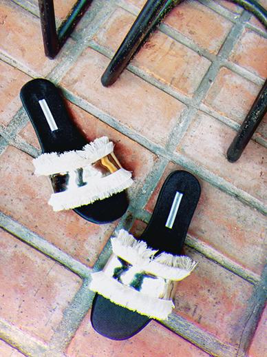 Choue,鞋子