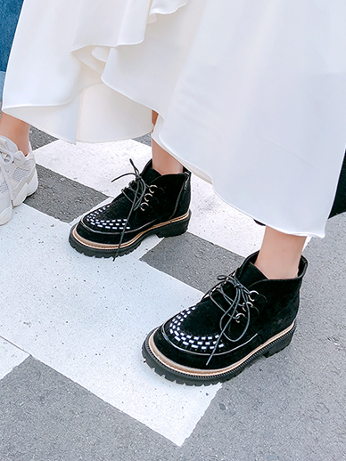 马蹄鞋冬青,马丁短短