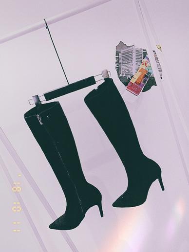 Kokoriyong,鞋子