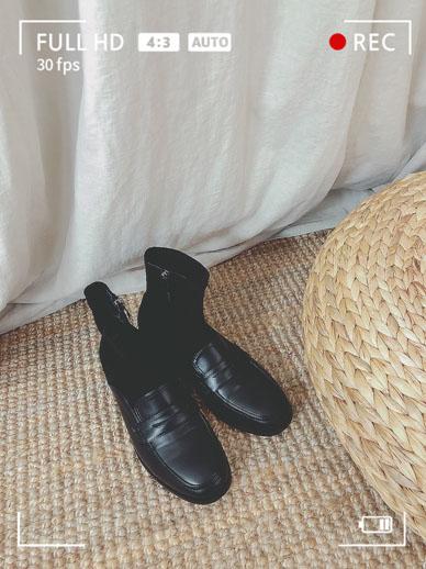 假包装工,鞋子