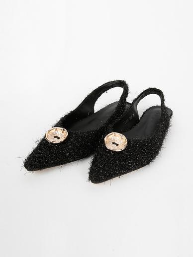 [出售]闪耀金色,黄昏脚鞋(配件鞋,240)