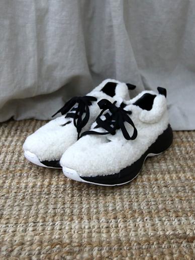 [SALE]只,羊毛胶底帆布鞋(配件鞋,240)