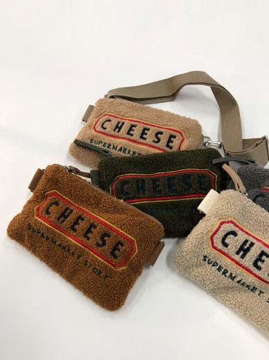 奶酪商场,羊毛包装