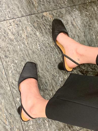贡多拉,染色鞋