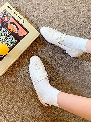 四彼尔,包子鞋