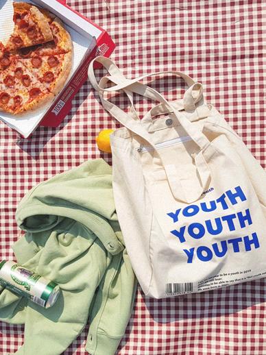 青年生态,信封