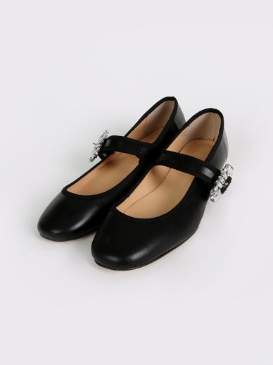 [SALE] De Pound,平底鞋(配件鞋,240)