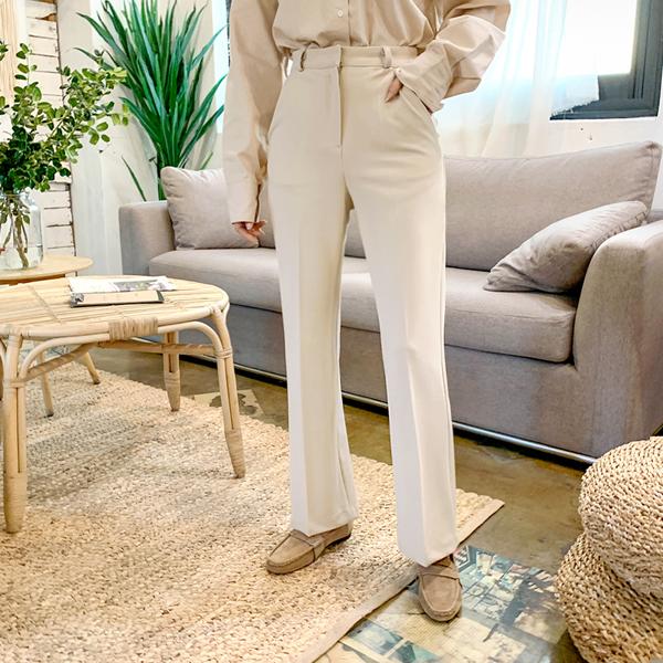 [FITXFIT]适合NO.2054完美版型, 宽松裤(喇叭款)