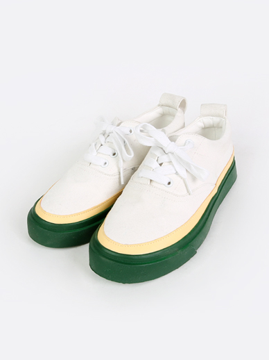 [SALE] Drawing,胶底帆布鞋(配件鞋,240)
