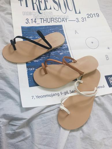 索菲科尔斯,拖鞋